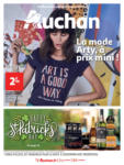 Auchan La mode Arty, à prix mini ! - au 17.03.2020
