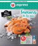 U Express LES JOURS DU MARCHÉ SAVEURS DE LA MER - au 21.03.2020