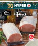 Hyper U LES JOURS DU MARCHÉ LES BONNES AFFAIRES - au 21.03.2020