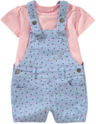 Baby Latzhose und T-Shirt im Set (Nur online)