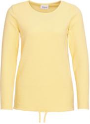 Damen Sweatshirt mit gerippter Struktur