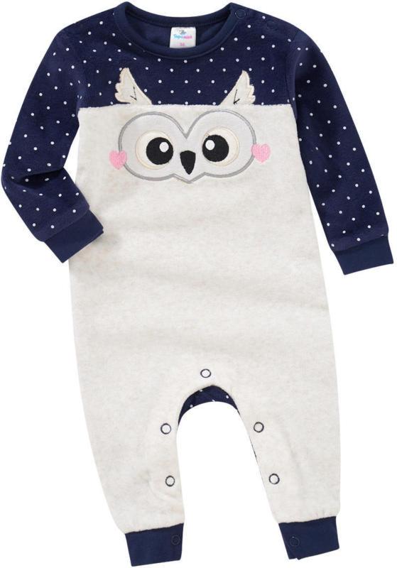 Newborn Schlafanzug aus Nicki