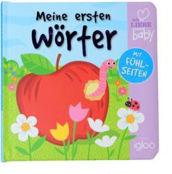 """Baby Fühlbuch """"Meine ersten Wörter"""""""