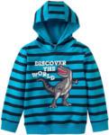 Ernsting's family Jungen Sweatshirt mit Dino-Motiv