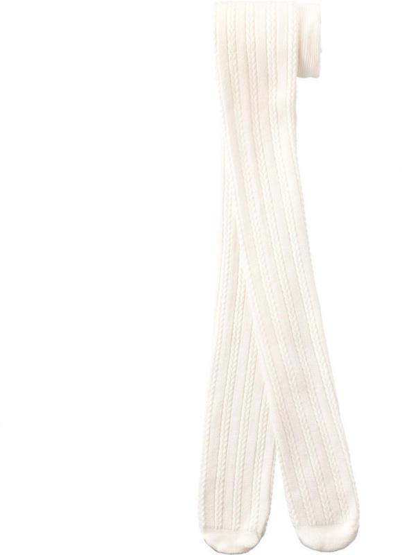 Mädchen Strumpfhose mit Struktur