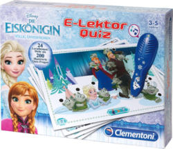 Die Eiskönigin E-Lektor Quiz