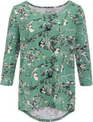 Damen Langarmshirt mit Allover-Muster
