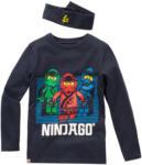 Ernsting's family LEGO Ninjago Langarmshirt und Stirnband