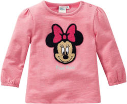 Minnie Maus Langarmshirt mit Applikation