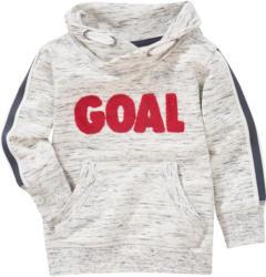 Baby Sweatshirt im Melange-Look