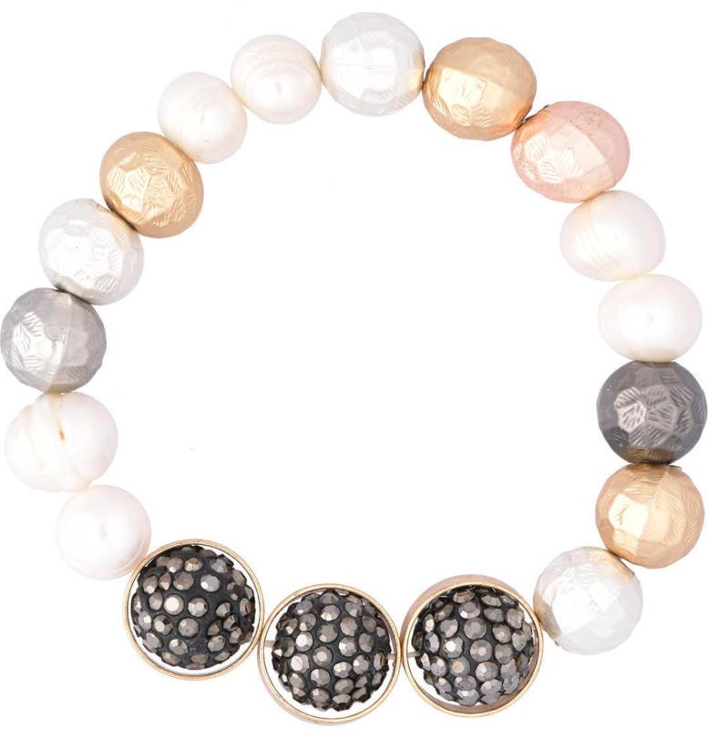 Damen Armband mit Zierperlen-Variationen