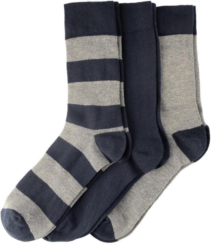 3 Paar Herren Socken