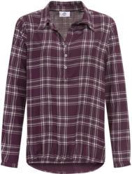 Damen Bluse mit Karo-Muster