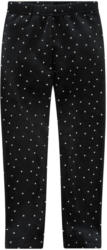 Mädchen Thermo-Leggings mit Sternen