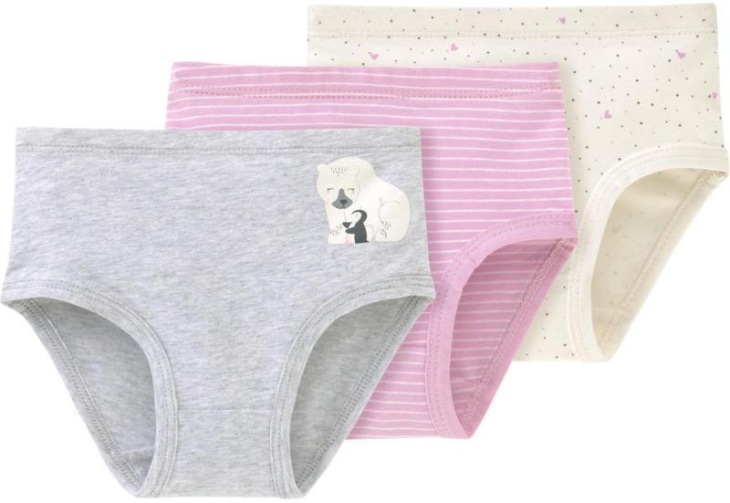 3 Baby Slips im Set
