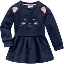 Baby Sweatshirt mit Katzen-Applikation