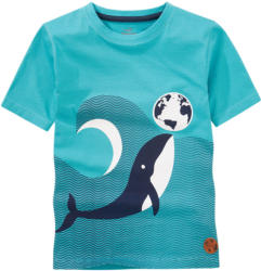 Jungen T-Shirt mit Wal-Print (Nur online)