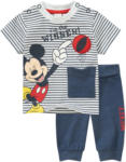 Ernsting's family Micky Maus T-Shirt und Jogginghose im Set