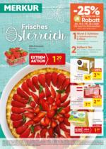 MERKUR Flugblatt 19.3. bis 25.3. Wien