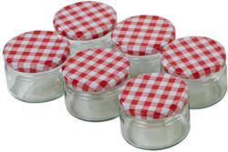 Einmachglas-Set Ulrike 330ml 6er-Pack