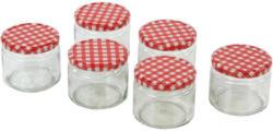 Einmachglas-Set Ulrike 425ml 6er-Pack