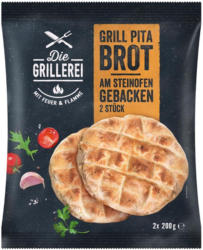 Die Grillerei Grill Pita Brot