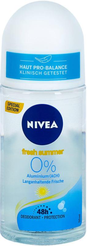 Nivea Deo Roll-On fresh summer