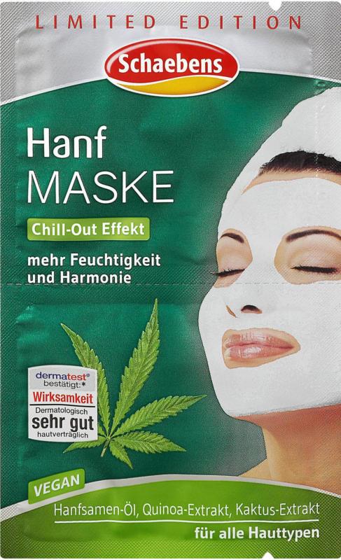 Schaebens Hanf Maske