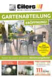 Möbel Eilers GmbH Gartenabteilung Eröffnung! - bis 19.05.2020
