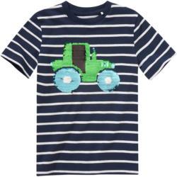 Jungen T-Shirt mit Trecker-Motiv