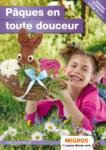 Migros Basel Pâques en toute douceur - bis 28.03.2020