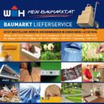 Würth-Hochenburger - Baustoffniederlassung Würth-Hochenburger Lieferservice - bis 27.03.2020