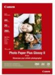 Pagro CANON Fotopapier DIN A4 Plus Glossy II 20 Blatt