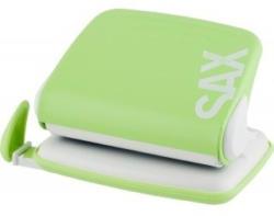 SAX Design Locher 318 für 15 Blatt hellgrün