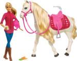 Maximarkt Barbie Traumpferd und Puppe FRV36 - bis 27.03.2020