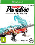Saturn Burnout Paradise Remastered