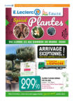 E. Leclerc Spécial Plantes - au 28.03.2020
