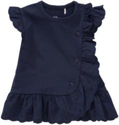 Baby Bluse mit Lochstickerei