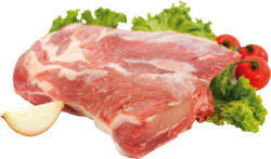 Schweinenacken / Schweinehals mit Knochen