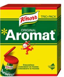 Knorr Aromat Trio Pack, 270g -