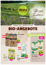 denn's Biomarkt Flugblatt gültig bis 7.4.