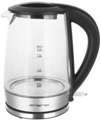Emerio Glas-Wasserkocher WK-123132.1 1,7 Liter