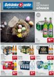 Getränke Quelle Der Osterhase empfiehlt - bis 11.04.2020