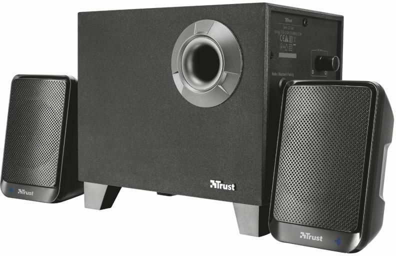 Trust Evon Wireless 2.1 Speaker Set Bluetooth
