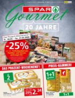 SPAR Gourmet Flugblatt 19.03. bis 01.04.