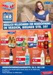 Hol' Ab! Getränkemarkt Neueröffnung - Was wollt ihr trinken? - bis 27.03.2020