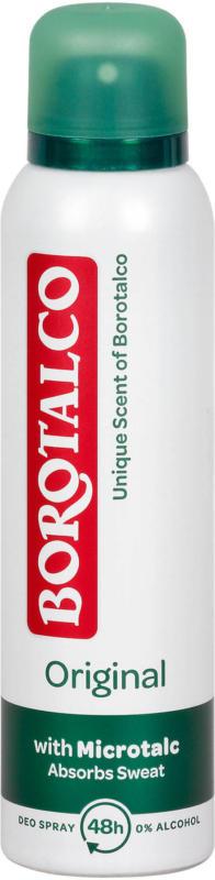 Borotalco Deo Spray Original, 150 ml