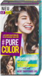 dm #Pure Color Permanente Gel-Coloration - Nr. 6.0 Cappuccino Hellbraun