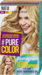 #Pure Color Permanente Gel-Coloration - Nr. 9.0 Blond-Schopf