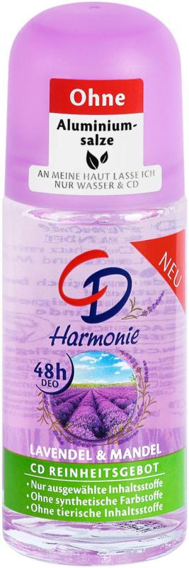 CD Deo Roll-On Harmonie Lavendel & Mandel